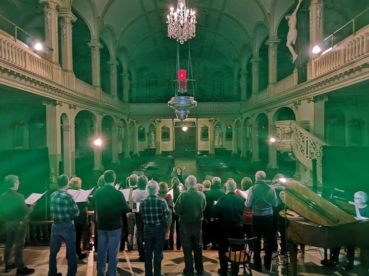 Les chorales de l'ÉMDA : concert de fin d'année