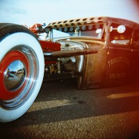 Rusted Low Rider: Lomo