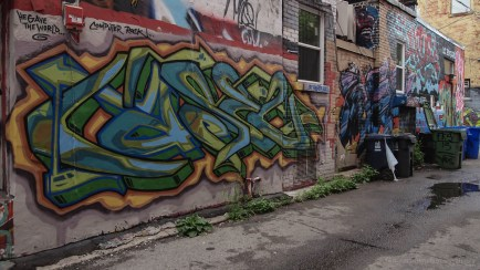 Graffiti Alley 1