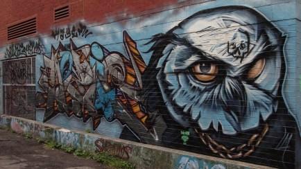 Graffiti Alley 3