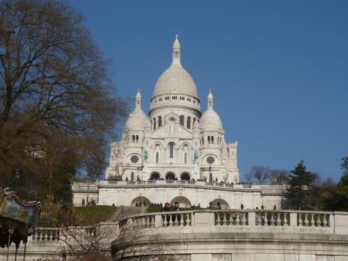 bazilika Sacre-Coeur