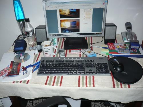 Domáce pracovisko