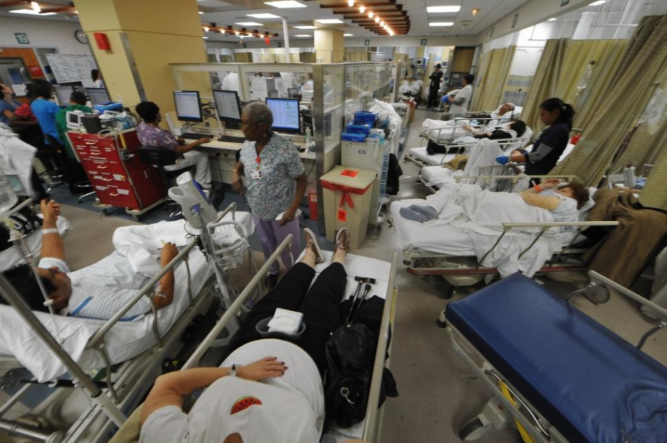 emDOCsnet  Emergency Medicine EducationCrowding in the Emergency Department Strategies to End