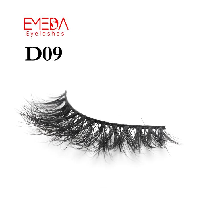 Diamond grade 3D mink eyelashes, China whoelsale Diamond