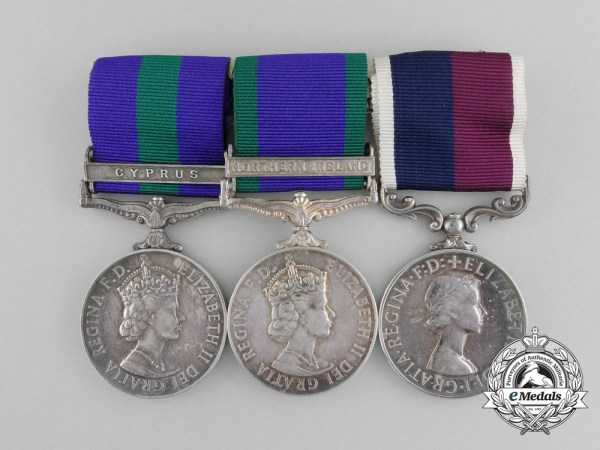 A Royal Air Force Long Service Medal Grouping to Sgt Lutton