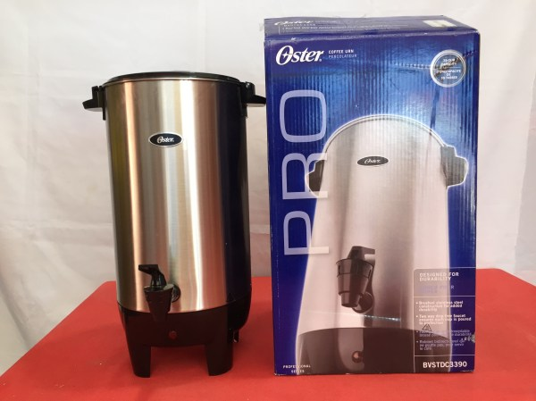 Cafetera Oster Pro 35 Tazas Emely Store