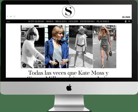 Web de S Moda