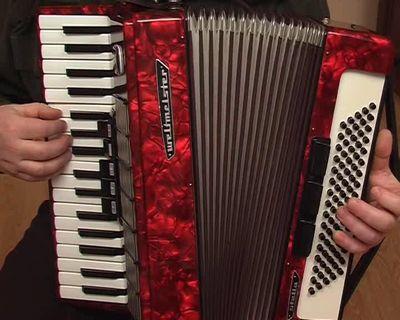 Nauka gry na akordeonie - kurs
