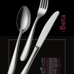 18/10 Stainless steel cutlery Modern