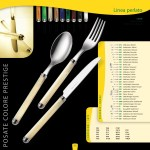 Pearl Ivory type cutlery