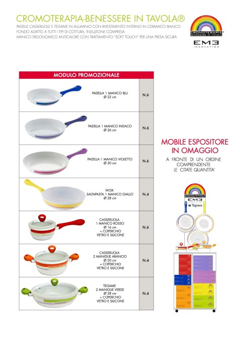 New Cookware From Eme