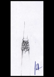 Louisis Handle Drawing