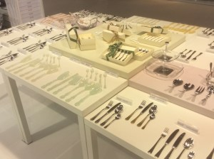 Chic cutlery and wedding gift range