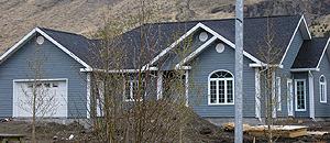 Einingahús Seyðisfjörður