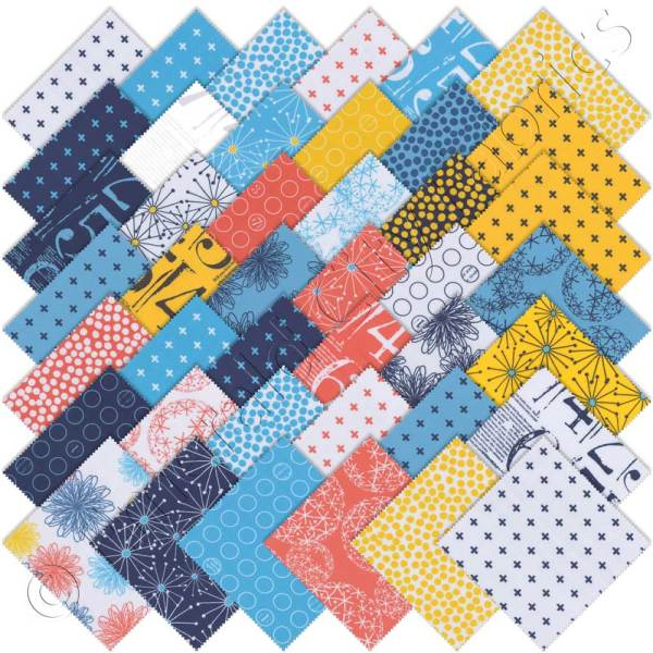 Moda Charm Pack Quilt Fabric