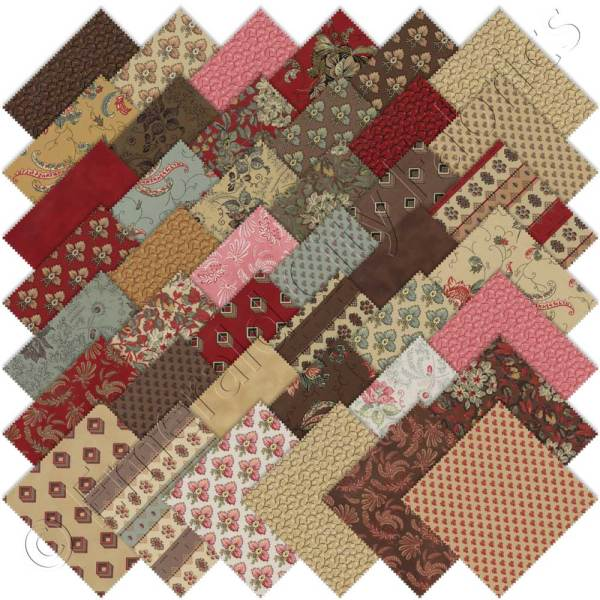 Moda Collection Community 1840 Charm Pack
