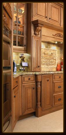 Cabinets  Emerald Door  Glass