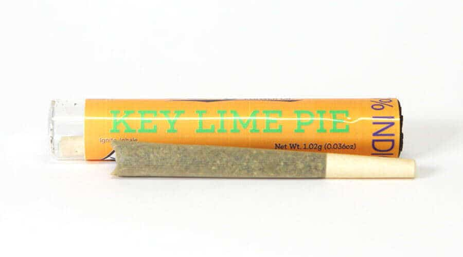 Key Lime Pie Loyal Joints
