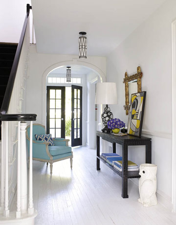 Make An Entrance Big Ideas For A Small Space Emerald Interiors