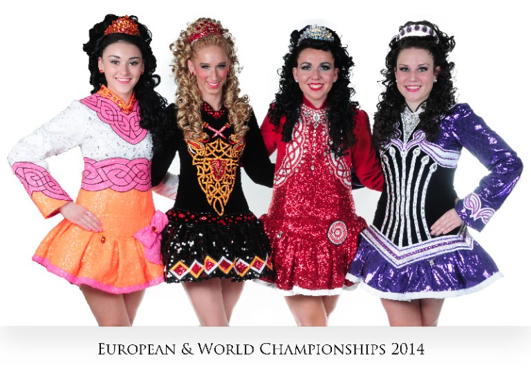 Two 2014 World Champions