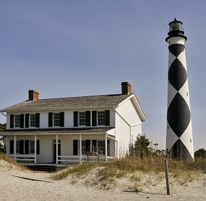 Outer Banks NC Ferry Services  Cape Lookout Hatteras