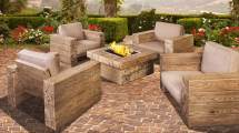 Providing Patio Furniture With Style
