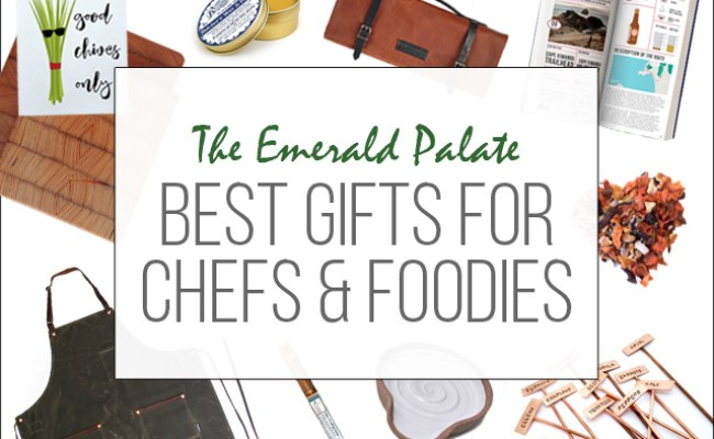 Best Gifts For Chefs Foodies That Are Made In Washington