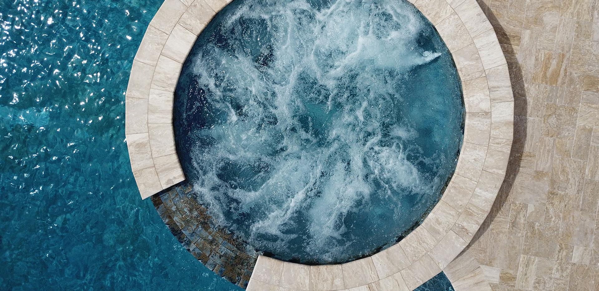 high quality circular pool