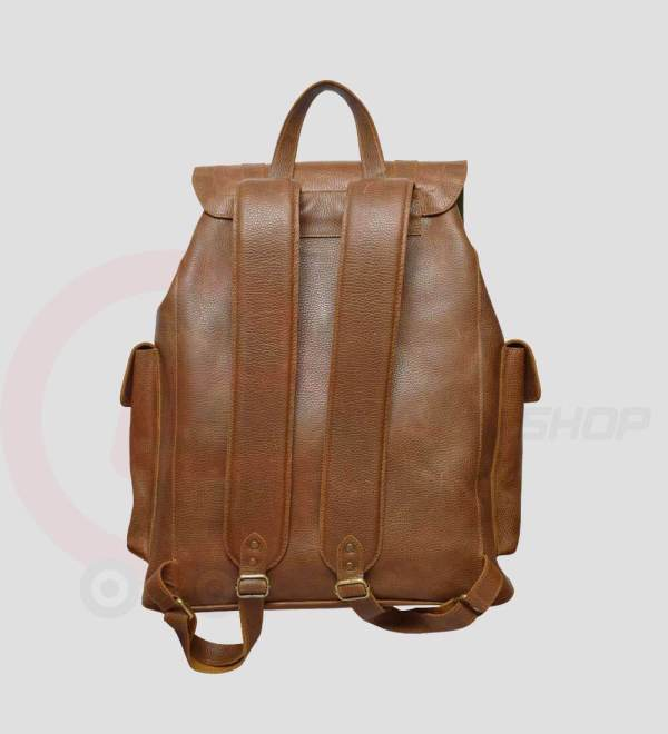 Berliner-Leather-Backpack-for-man-and-women-back