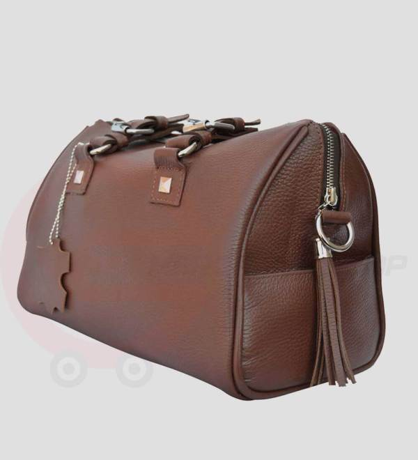 Women-Leather-Tote-Shoulder-side-view