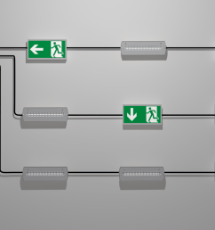 emergency light wiring diagram maintained [ 1920 x 1080 Pixel ]