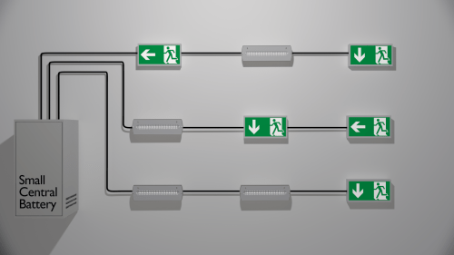 small resolution of emergency light wiring diagram maintained