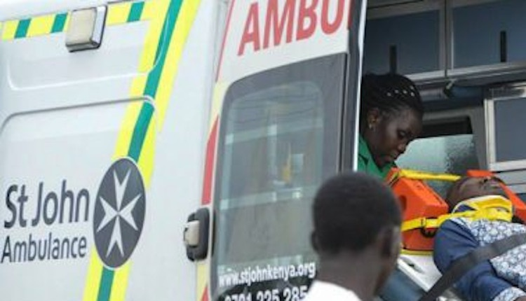 肯尼亞聖約翰救護車和出租車公司提供的緊急響應應用程序