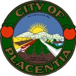 placentia city seal