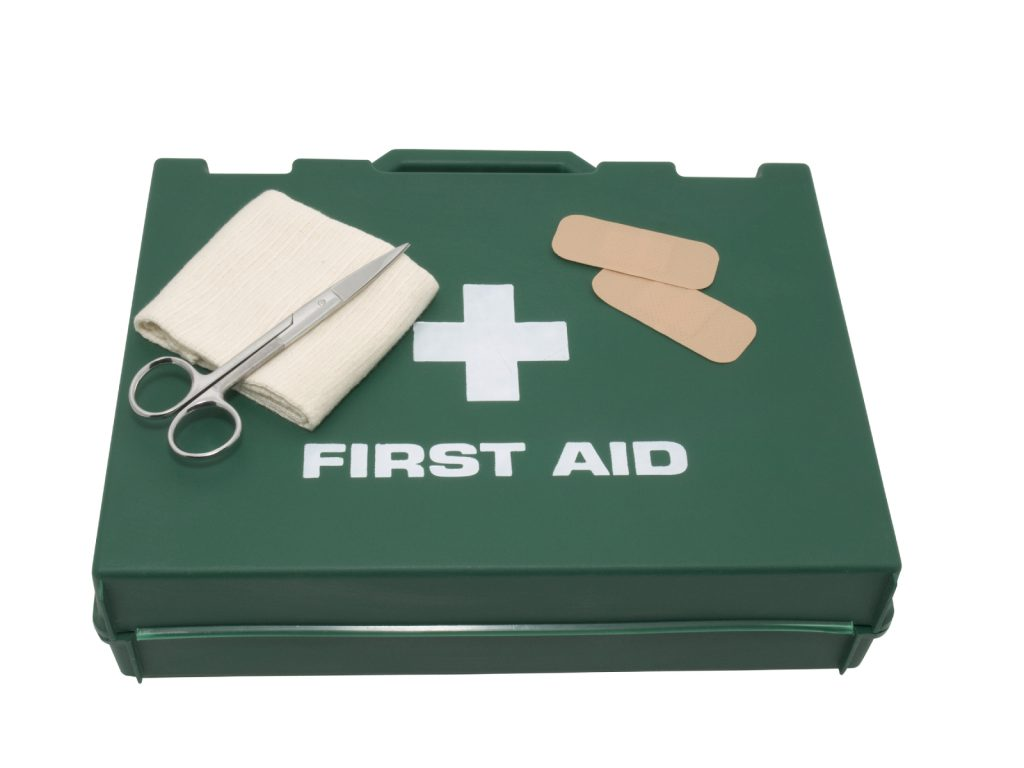 A First Aid Kit For Every Activity