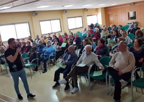 Éxito En Las III Jornadas formativas y de voluntariado del Excmo Ayto de Molina  de Segura
