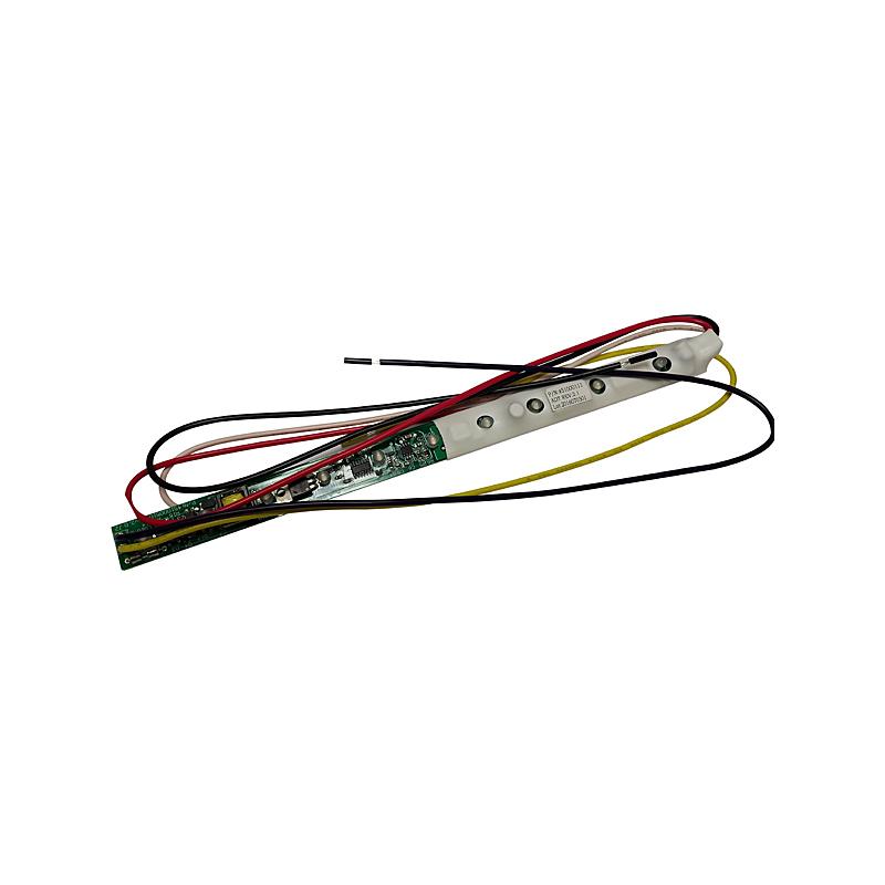 LED-Lighting Retrofit-Strips for Emergency Lighting