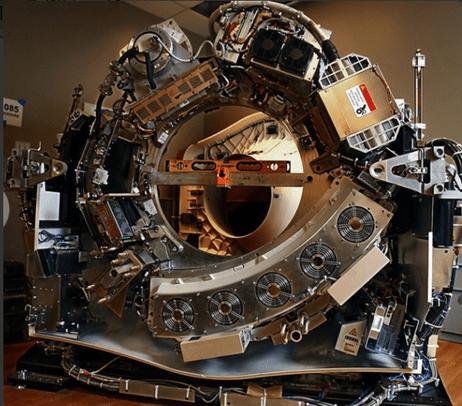 Inside a CT Scanner