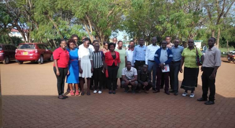 Triage & ECG Training in Siaya County