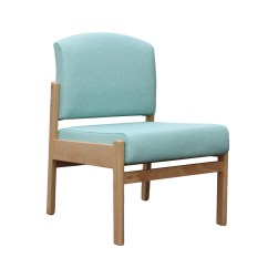 Armless Armchairs Uk Leather Library Chair Emergent Crown