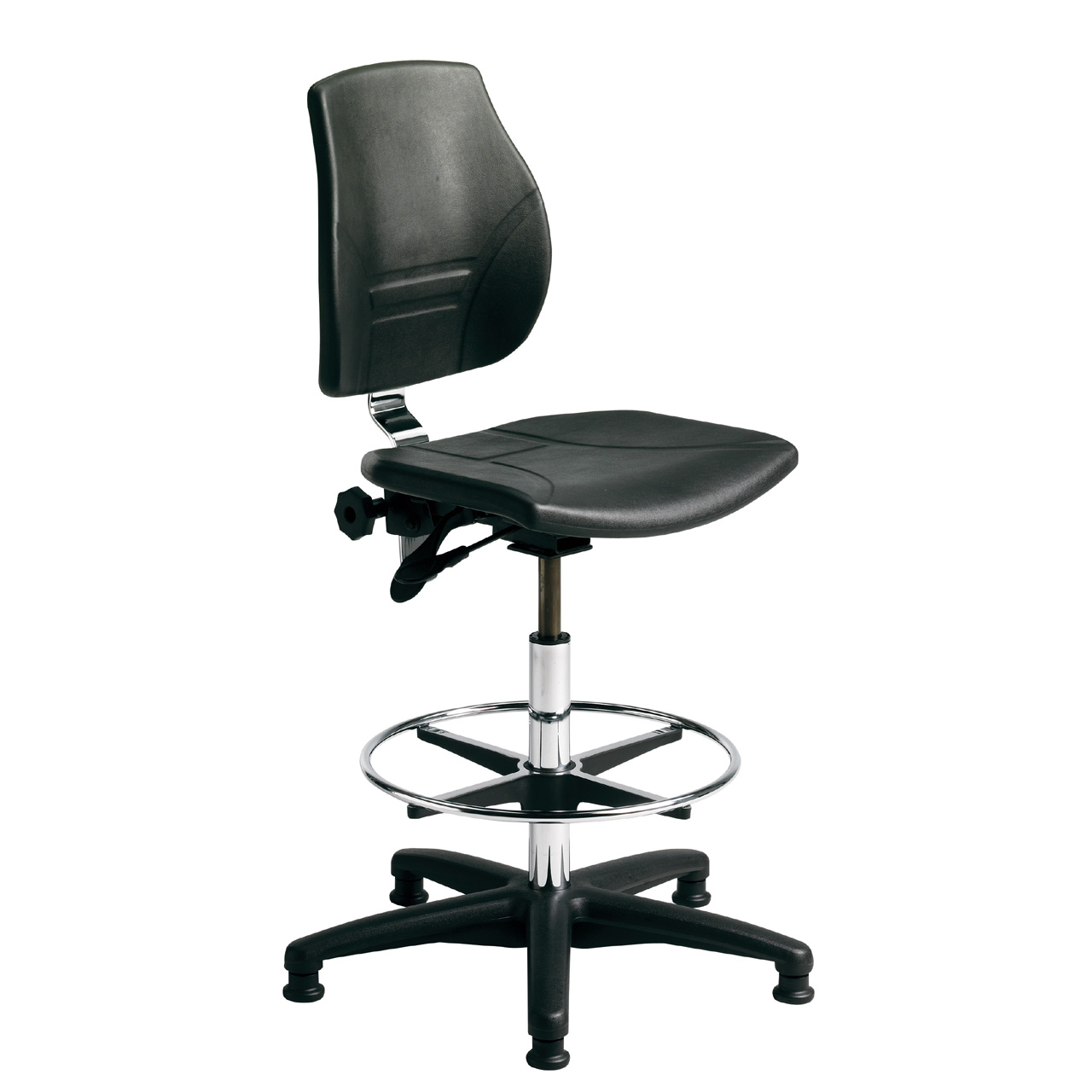 ergonomic chair description leather reclining chairs emergent crown