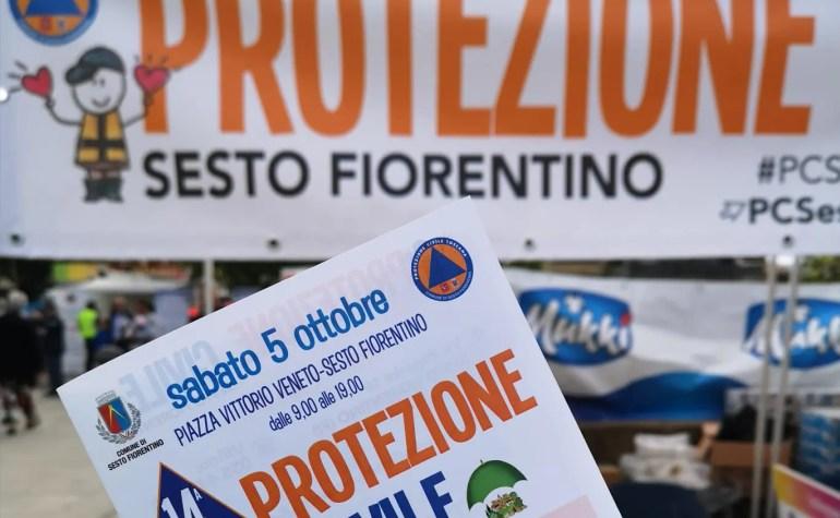 Come ti rilancio online e offline la protezione civile: la best practice di Sesto Fiorentino (FI)