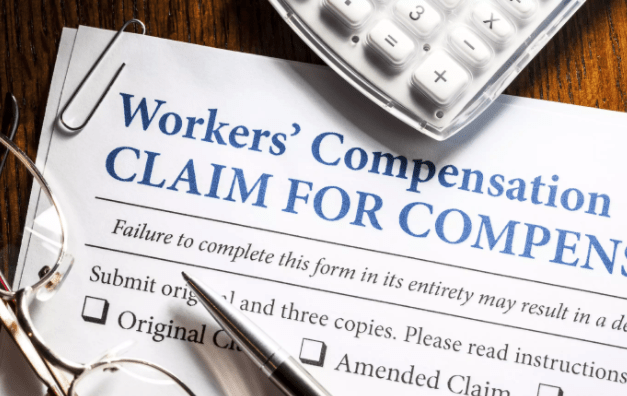 Claim form compensation
