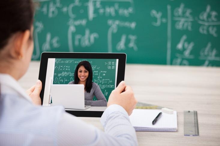 Online-Learning-Tablet-Teacher