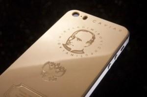 Emerging Market Skeptic - Caviar iPhone 5s Supremo Putin