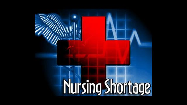 Image result for the nursing shortage