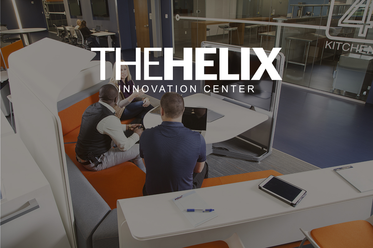 hight resolution of the helix innovation center