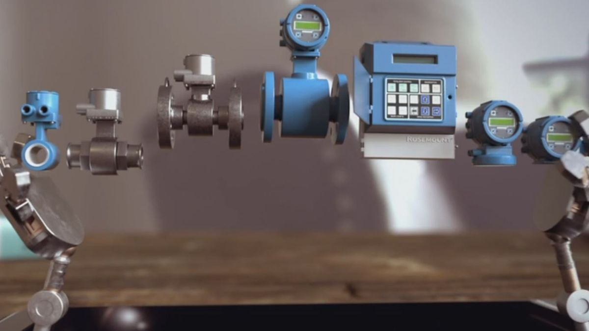 hight resolution of advanced flow measurement diagnostics give complete peace of mind