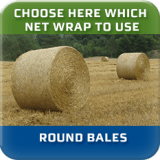 Cordex Round Bale Net Wrap