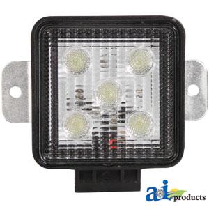 Work Lamp LED Square Flood 960 Lumens WL125